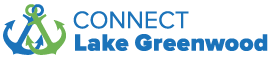 Connect Lake Greenwood Logo